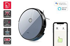 Kogan SmarterHome G50 Smart Robot Vacuum with Mopping Function
