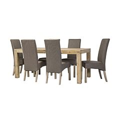 Emerson 7-Piece Dining Suite Rental