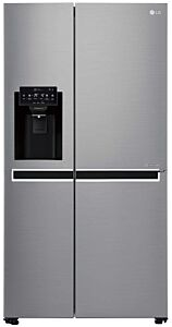 LG 668L Side by Side Fridge
