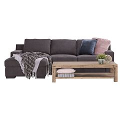 Shaw Chaise Sofa Bed Lounge Rental Lifestyle image