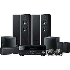 YAMAHA LiveSTAGE 7500 Home Theatre System Rental